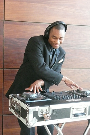DJ Trey Mitchell